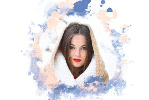 Аватарка Акварельные портреты Как из фото сделать акварельные портреты
