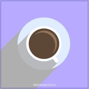 Чашка кофе Иллюстрация