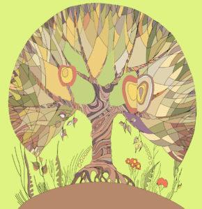 Дерево Иллюстрация