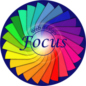 Логотип WebDesignFocus