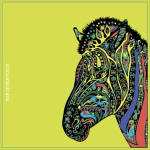 Зинтангл Лошадь